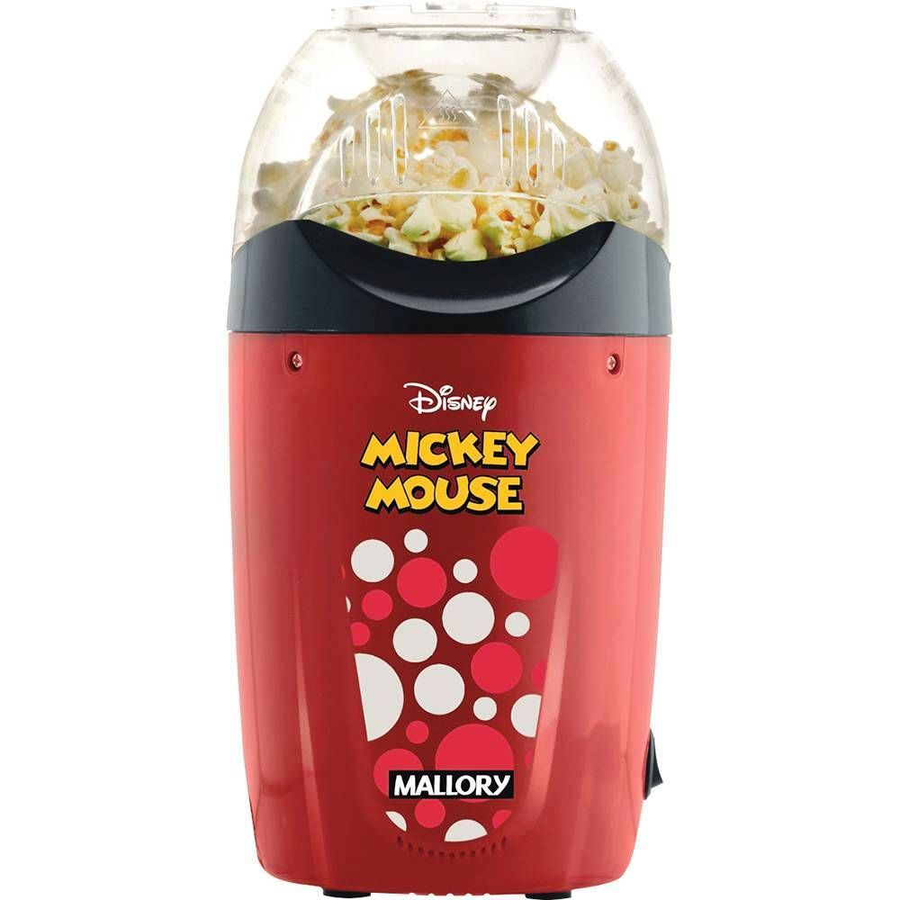 Pipoqueira Disney Mickey - Mallory - 220V