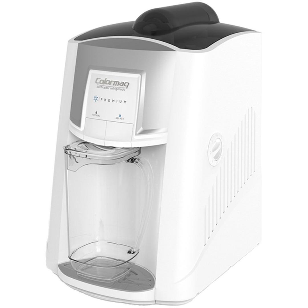 Purificador de Água Refrigerado por Compressor Premium CPUHFB - Colormaq