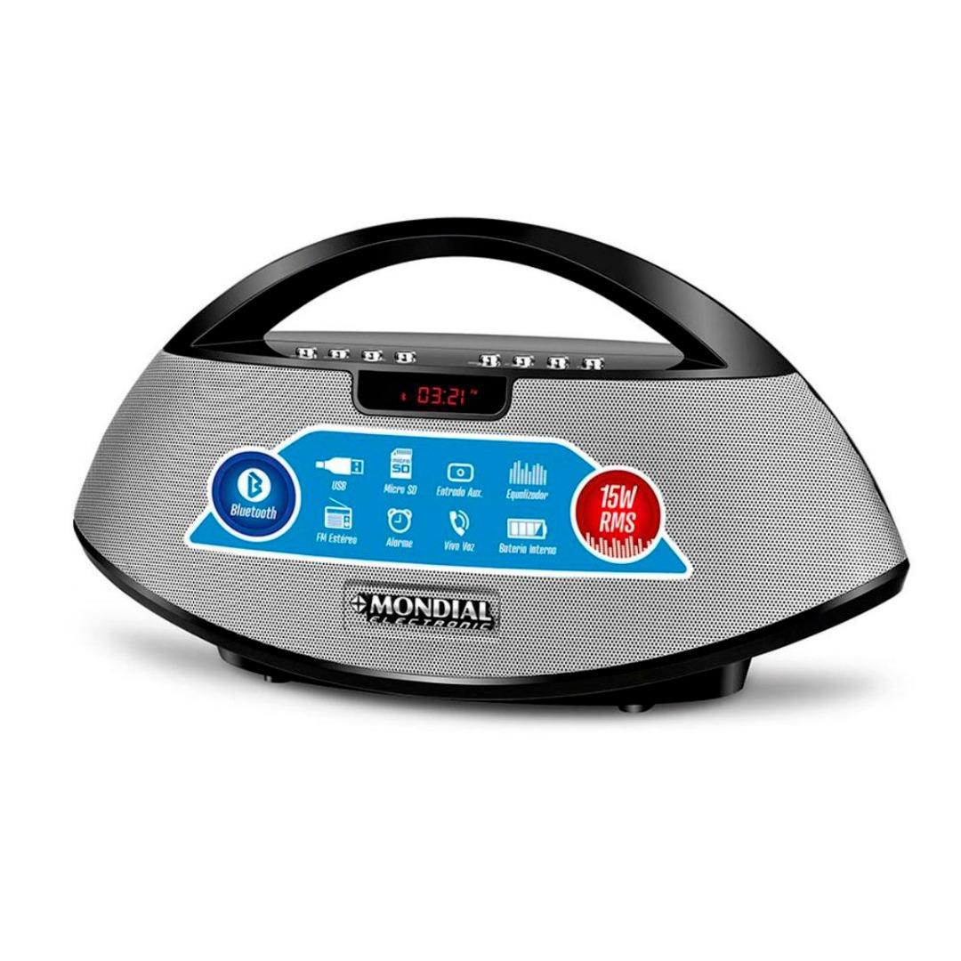 Rádio Portátil SK-01 — 15W - Mondial