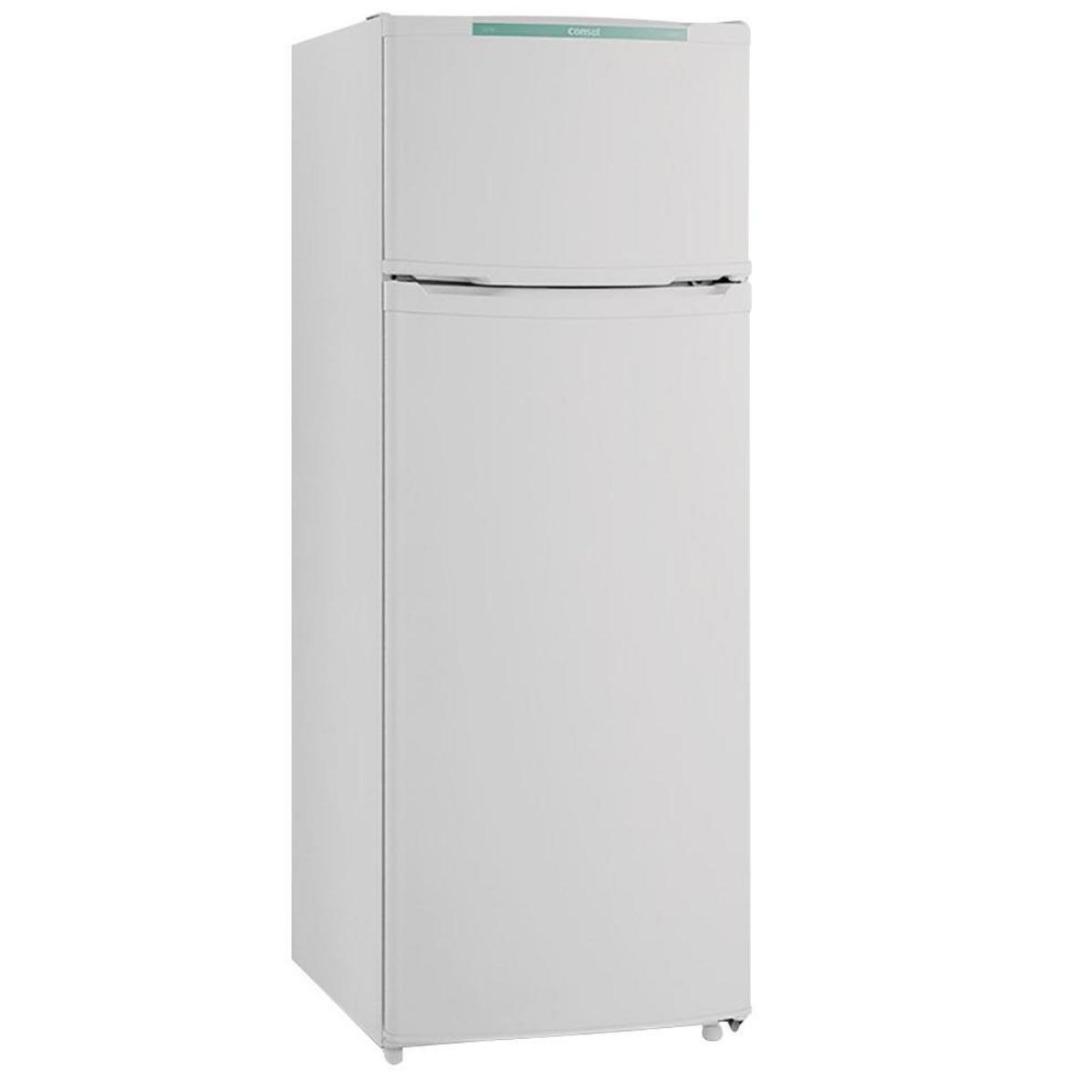 Refrigerador CRD37EB com Prateleiras Removíveis e Reguláveis Branco 334L - Consul