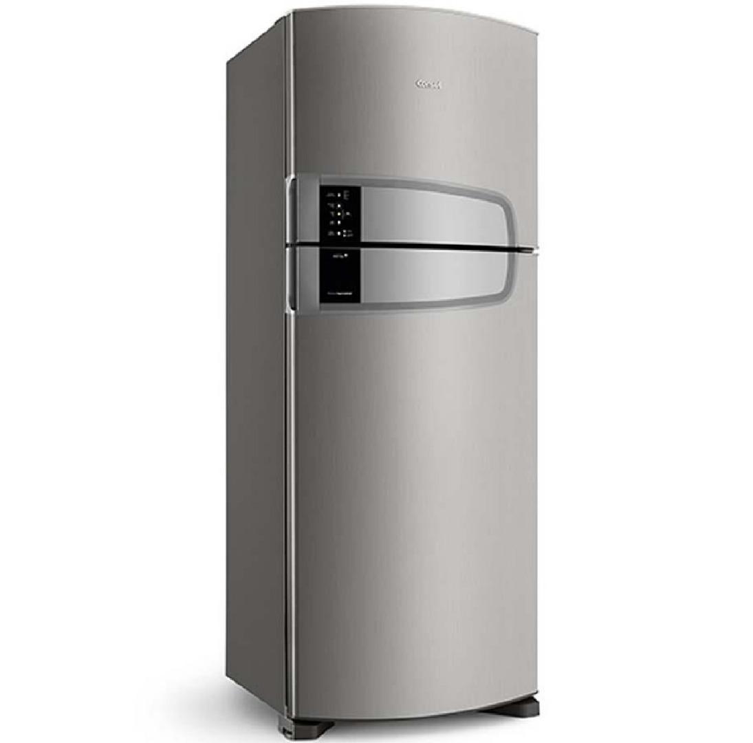 Refrigerador CRM55AK Frost Free Bem Estar com Interface Touch 437L Evox - Consul