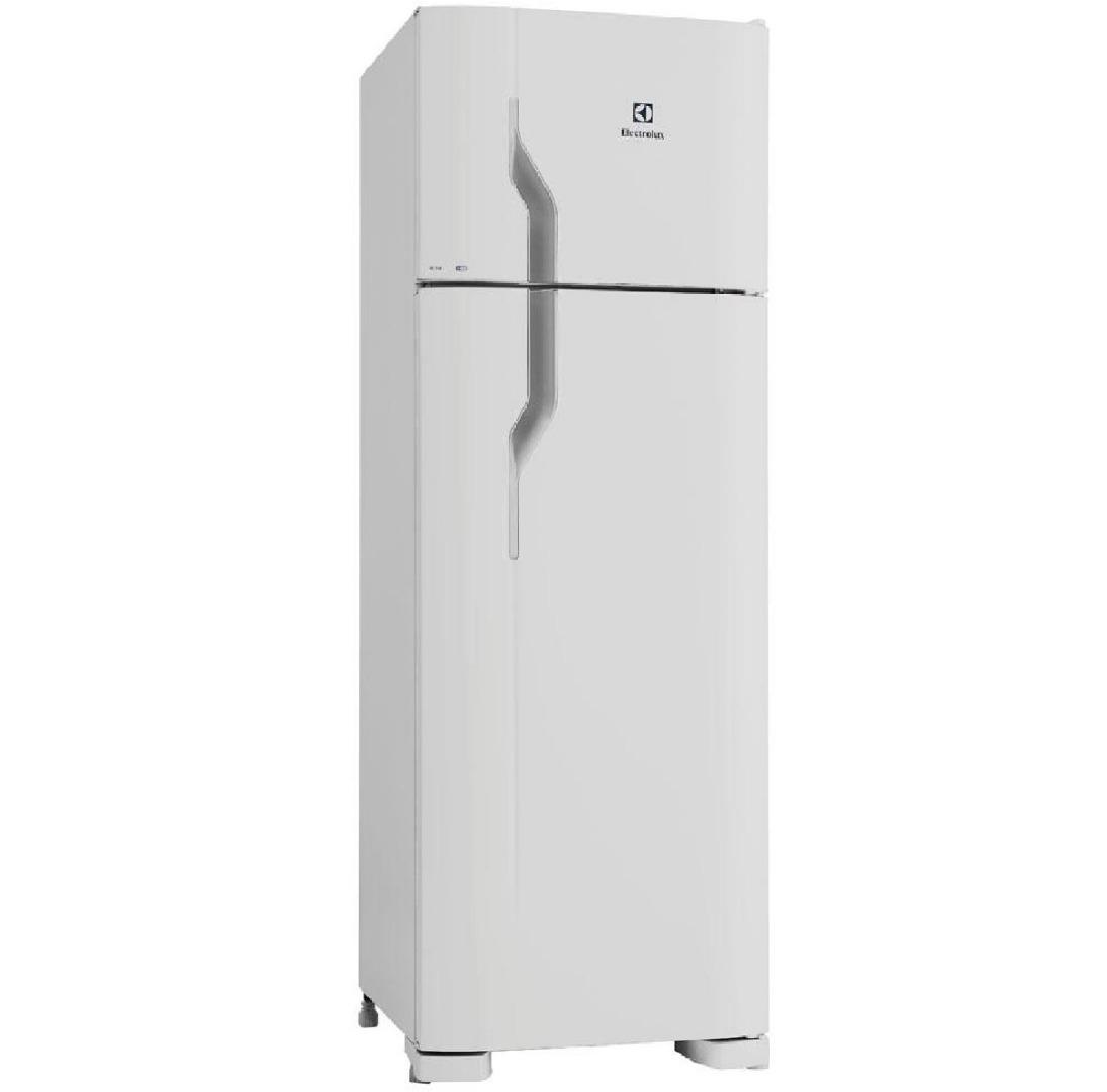 Refrigerador DC44 Cycle Defrost 220V com Puxador Ergonômico 362L Branco - Electrolux
