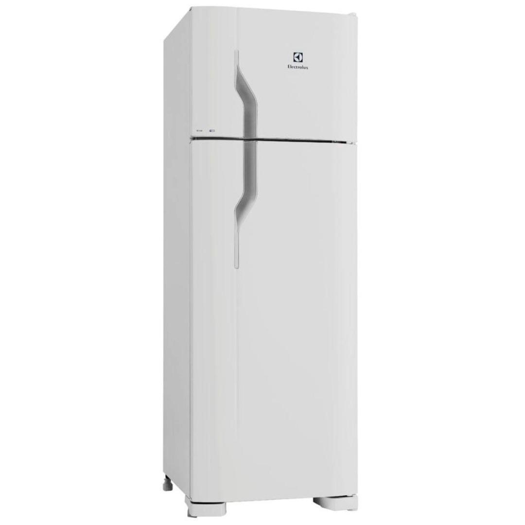 Refrigerador Duplex DC35A 260L Branco - Electrolux
