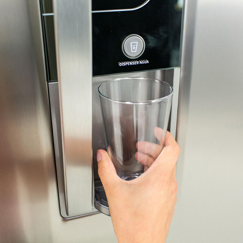 Refrigerador Duplex DW42X Frost Free 380 L Inox 220V - Electrolux
