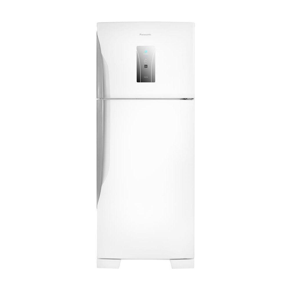 Refrigerador Frost Free - 435 Litros - Branco - Panasonic - 127 Volts