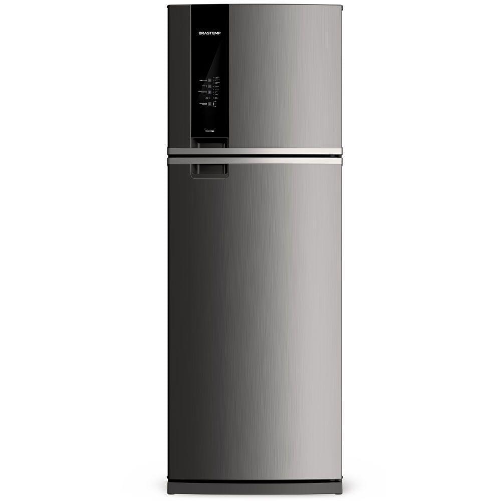 Refrigerador Frost Free 500 Litros - Brastemp - Inox 220 Volts