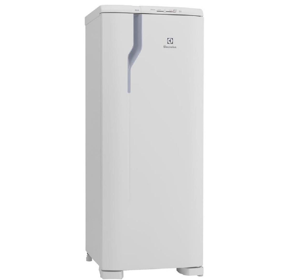 Refrigerador RE31 220V com Controle de Temperatura e Degelo Prático 240L Branco - Electrolux