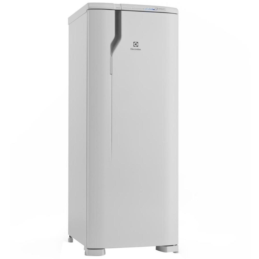 Refrigerador RFE39 Frost Free com Porta Latas e Gaveta Extra Fria 323L Branco - Electrolux