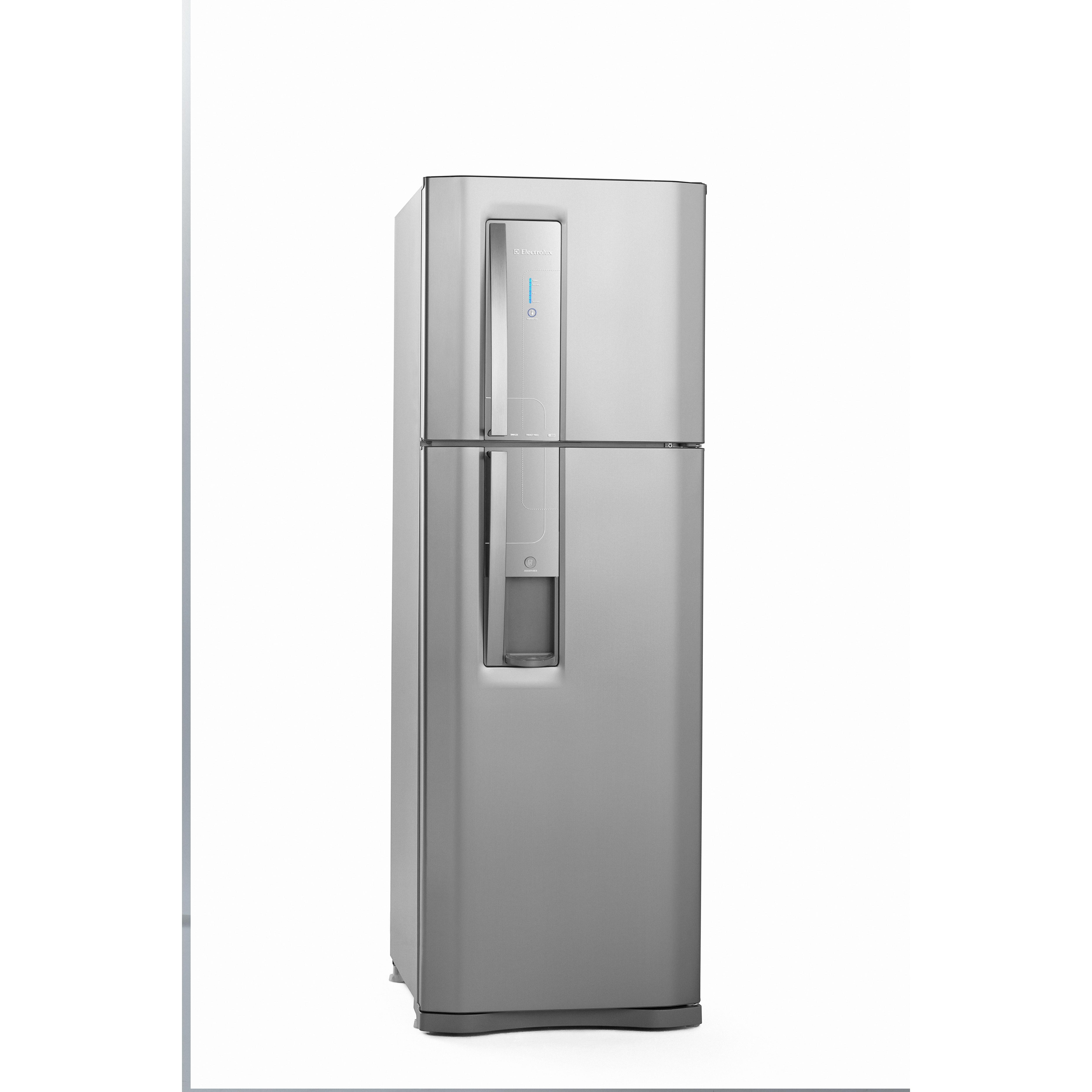 Refrigerador 380l dw42x 127 inox