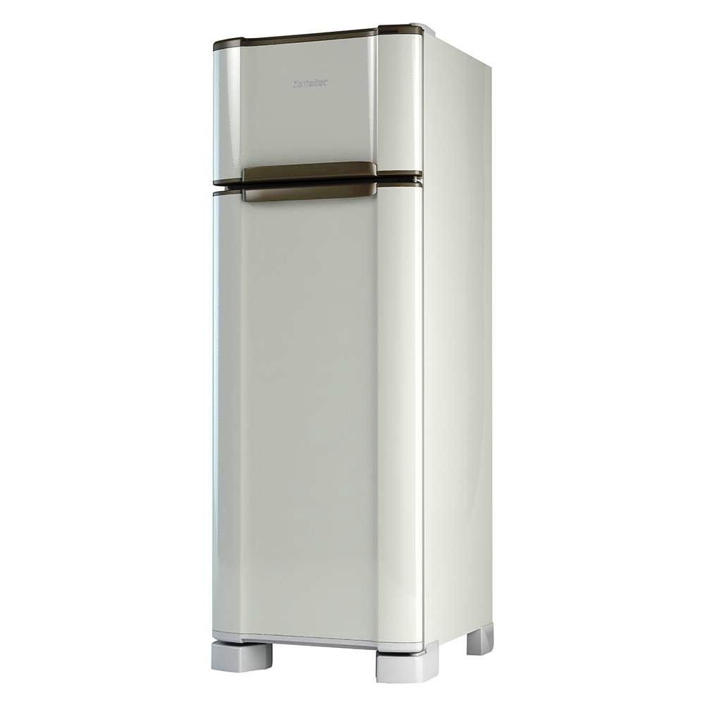 Refrigerador/Geladeira 2 Portas  276 Litros - Esmaltec -  Branco - 220 Volts