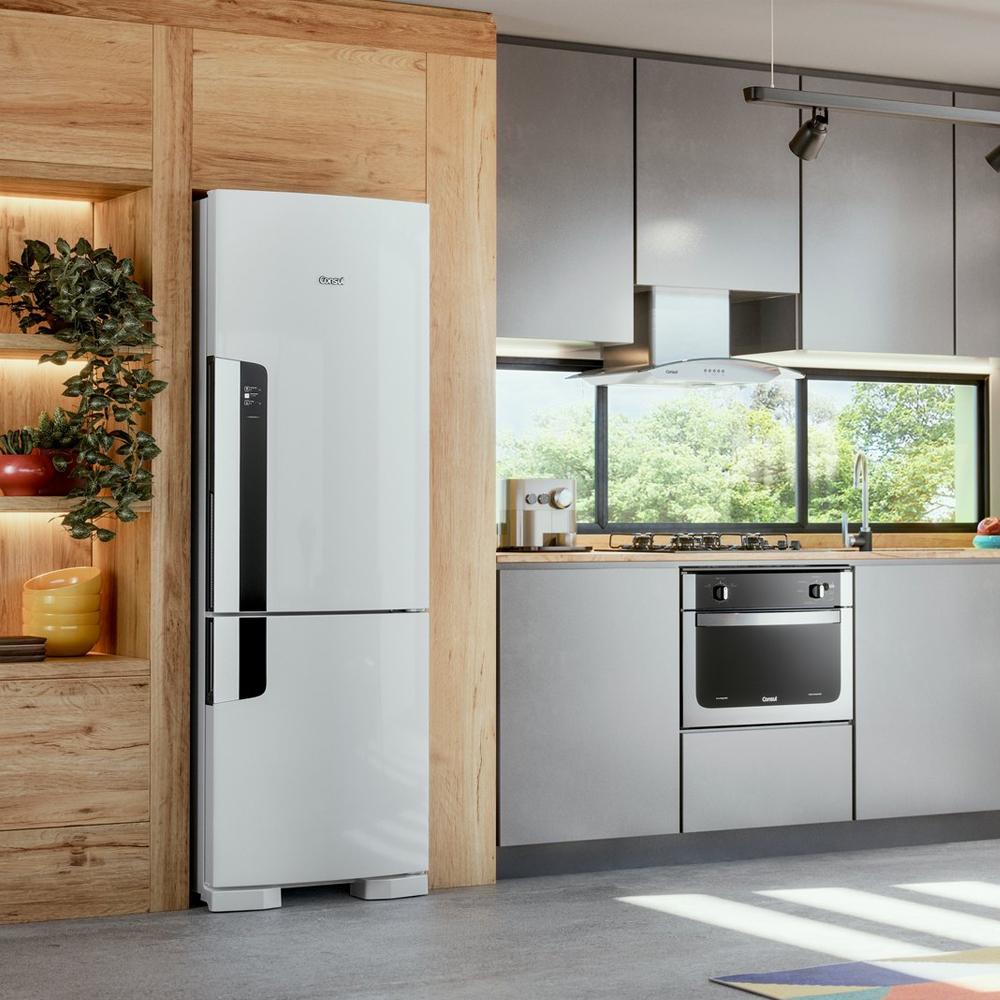 Refrigerador Frost Free 397 Litros - Consul 220 Volts