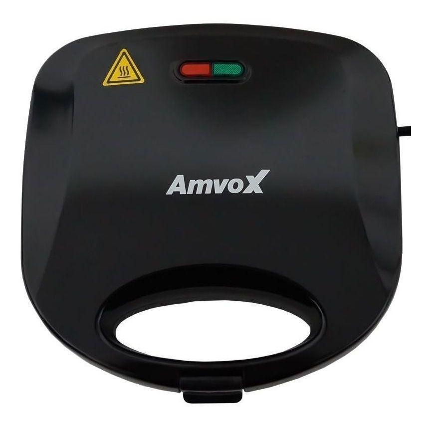 Sanduicheira e Grill AMS 370 - Amvox - 127 Volts