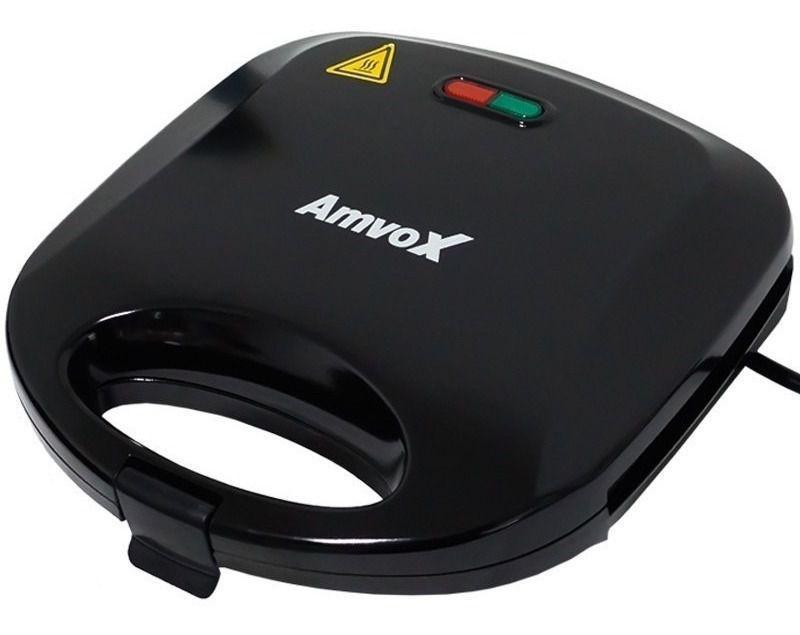 Sanduicheira e Grill AMS 370 - Amvox - 220 Volts