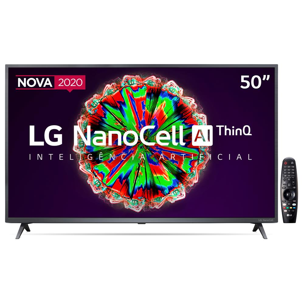 Smart Tv 4k 50 Com Inteligência artificial e Smart Magic - LG