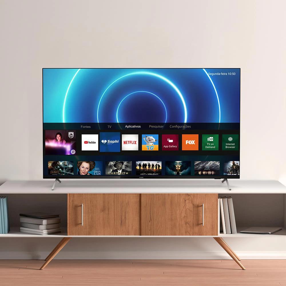 Smart Tv 4K  50´´ -  Phillips