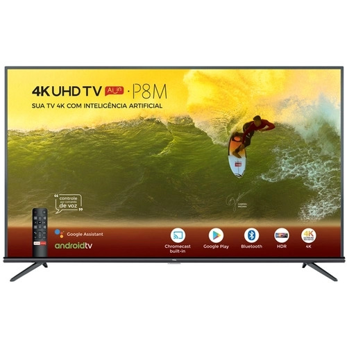 Smart Tv 4K 50P - TCL