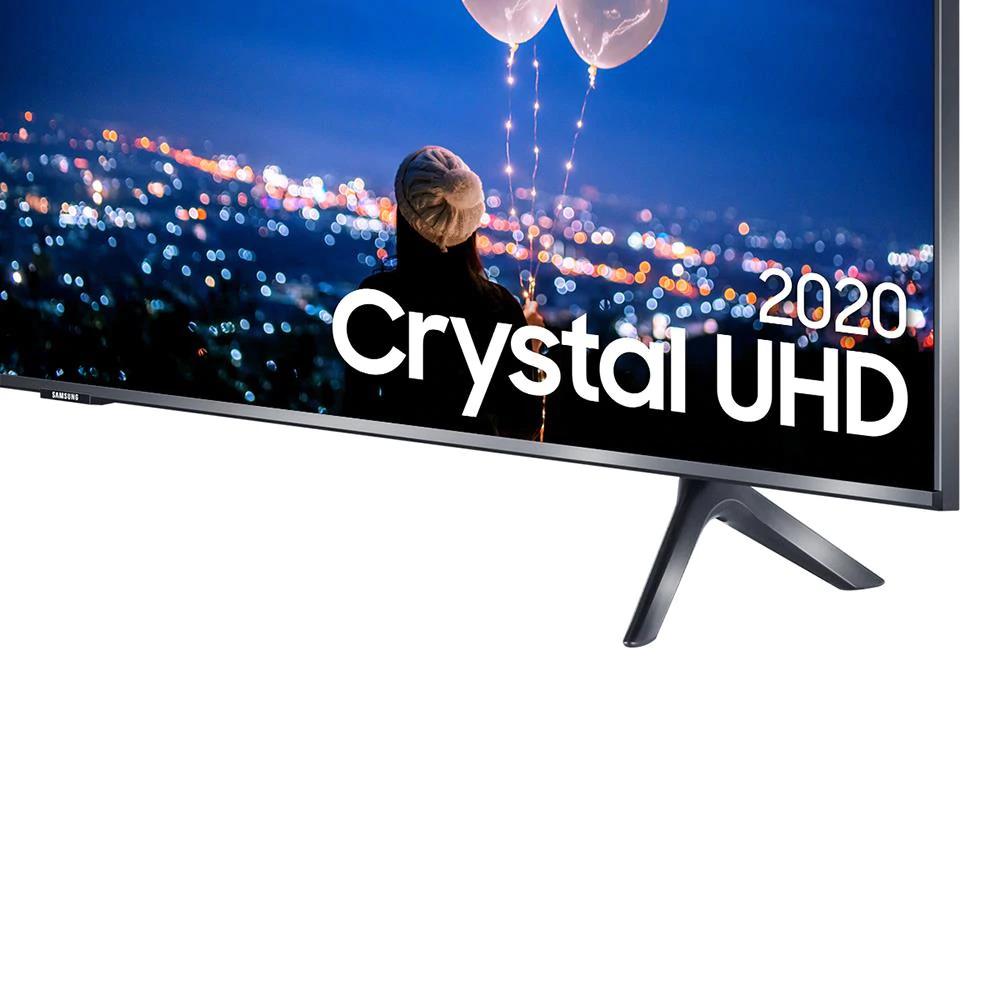 Smart Tv 50 Polegadas 4K UHD Crystal - Samsung