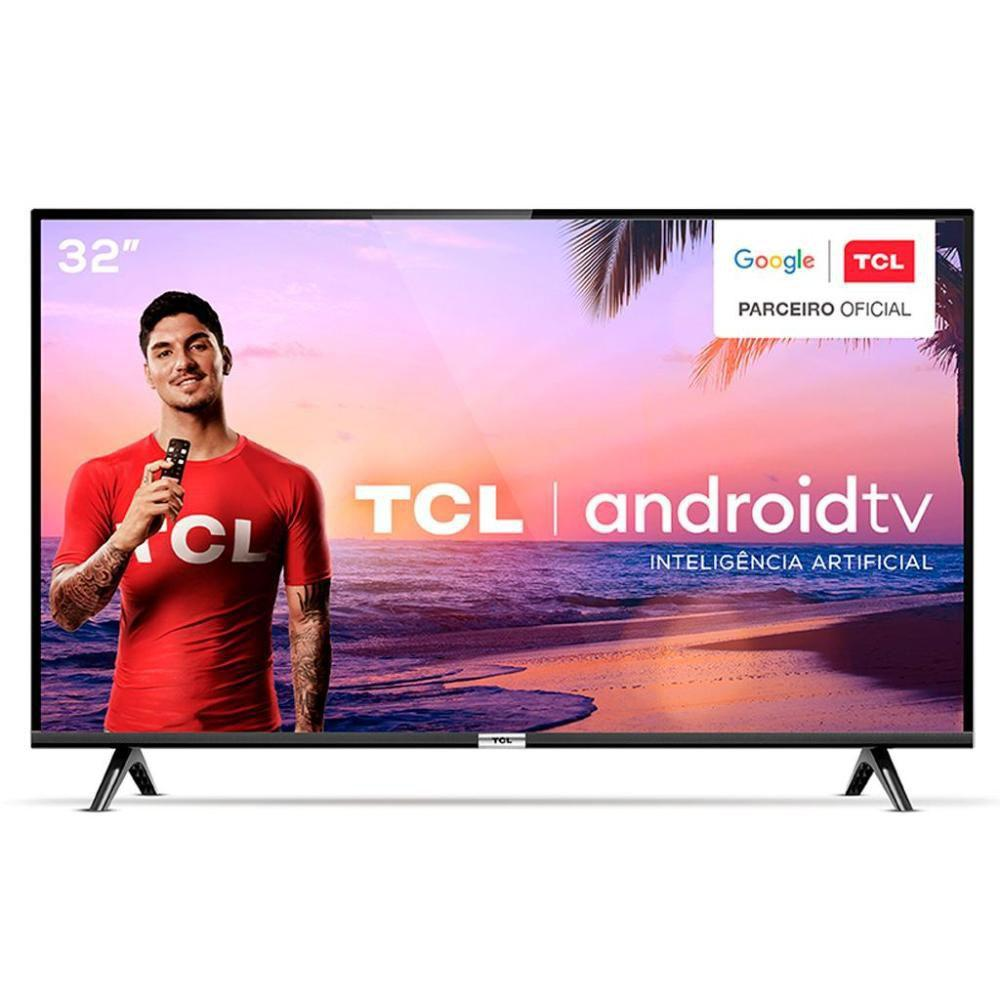Smart Tv Android 32´ Led - Tcl