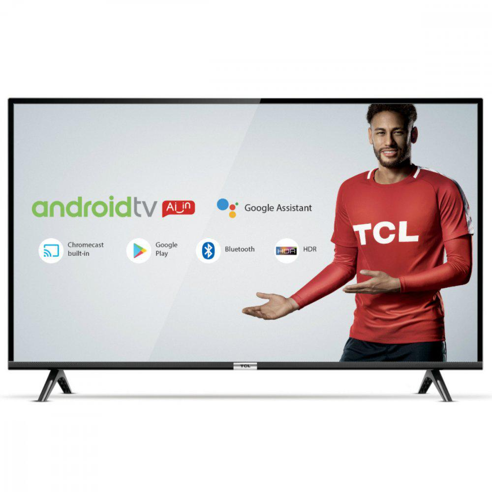 Smart Tv Led 43 - Tcl