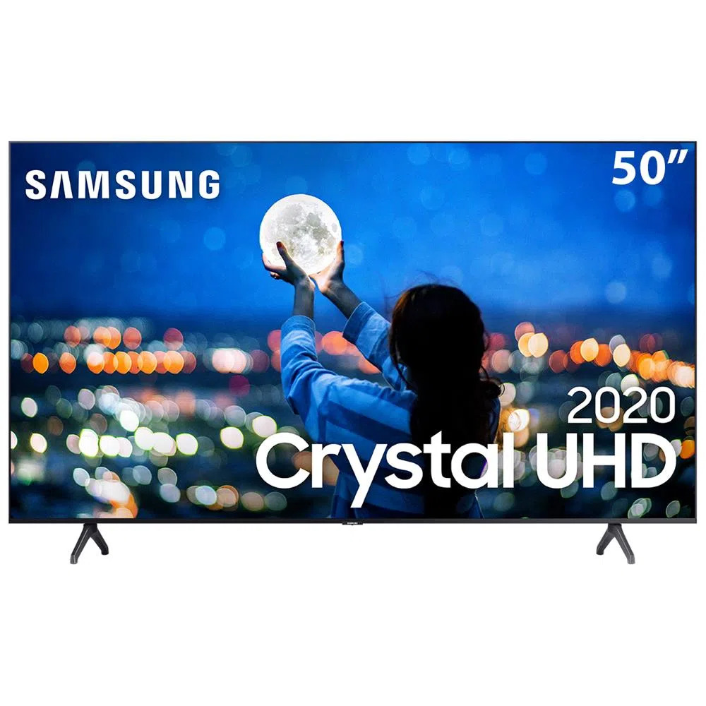 Smart Tv 4K Crystal - Samsung