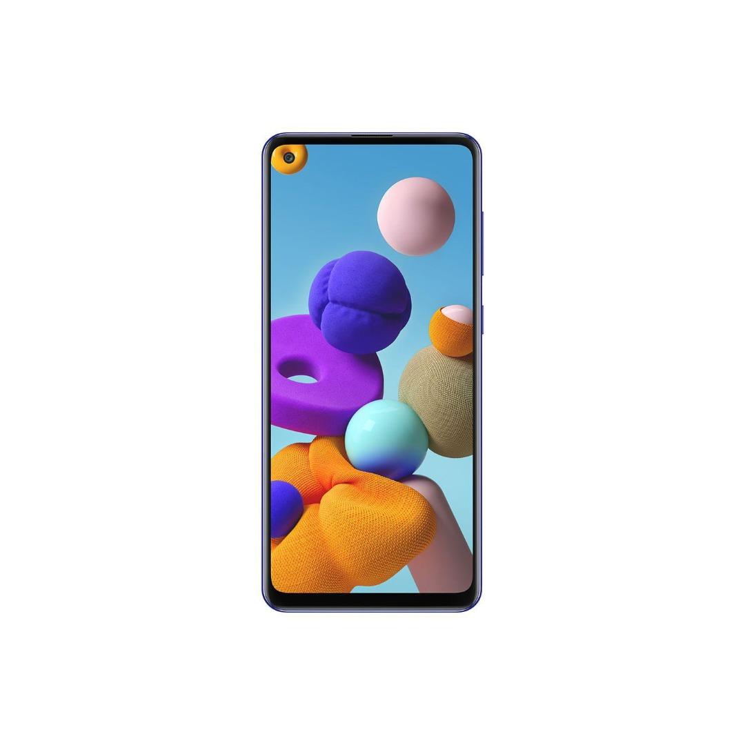 Smartphone Galaxy A21S - Samsung - Azul