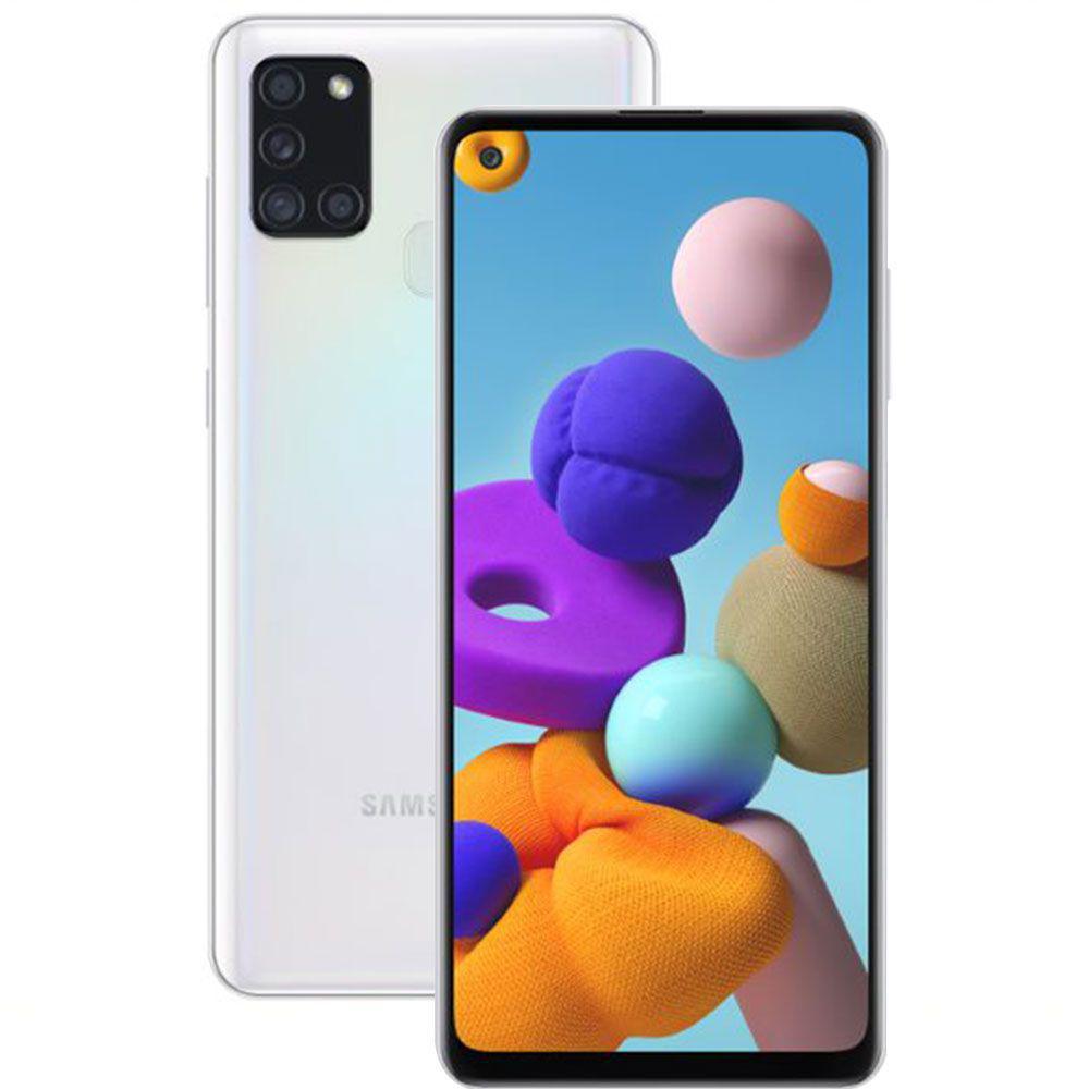 Smartphone Galaxy A21S - Samsung - Branco