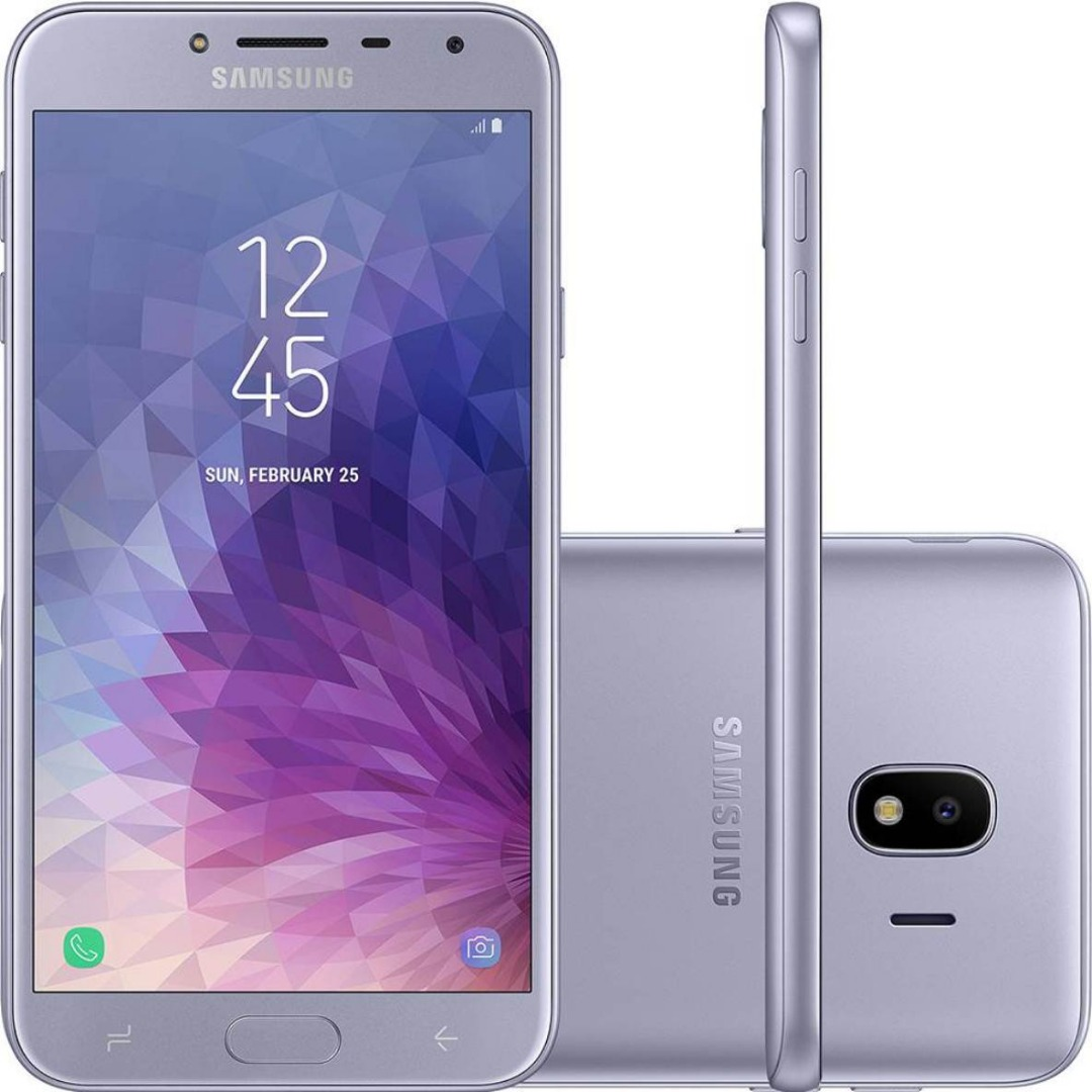 Smartphone Galaxy J4 32GB Dual Chip Android 8.0 Tela 5.5