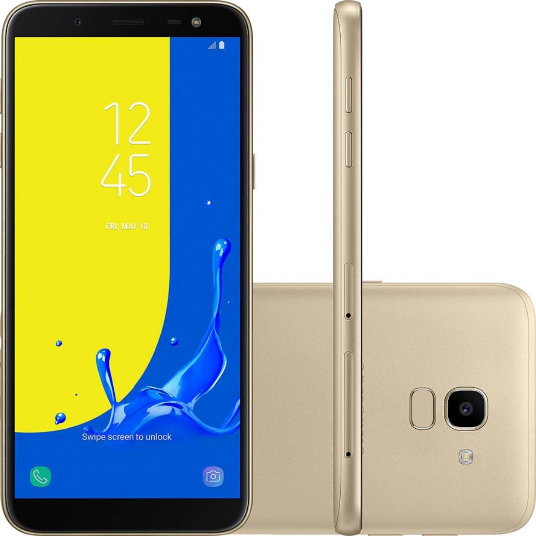 Smartphone Galaxy J6 32GB Dual Chip Android 8.0 Tela 5.6