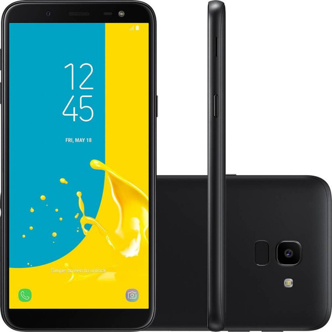 Smartphone Galaxy J6 32GB Dual Chip Android 8.0 Tela 5.6