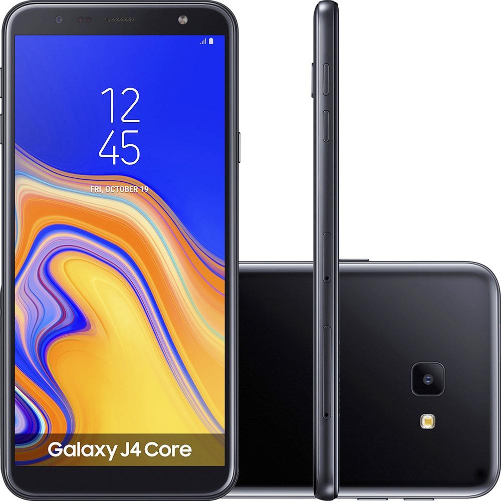 Smartphone J4 Core - Samsung - 16GB - Preto