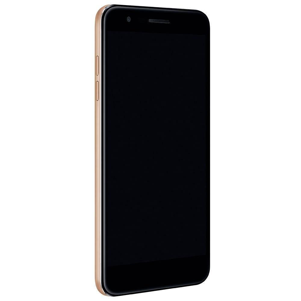 Smartphone K11 Alpha, Dual Chip, Dourado, Tela 5.3