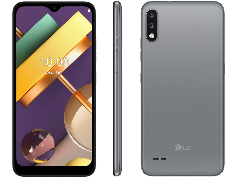 Smartphone K22 - LG - Titanium