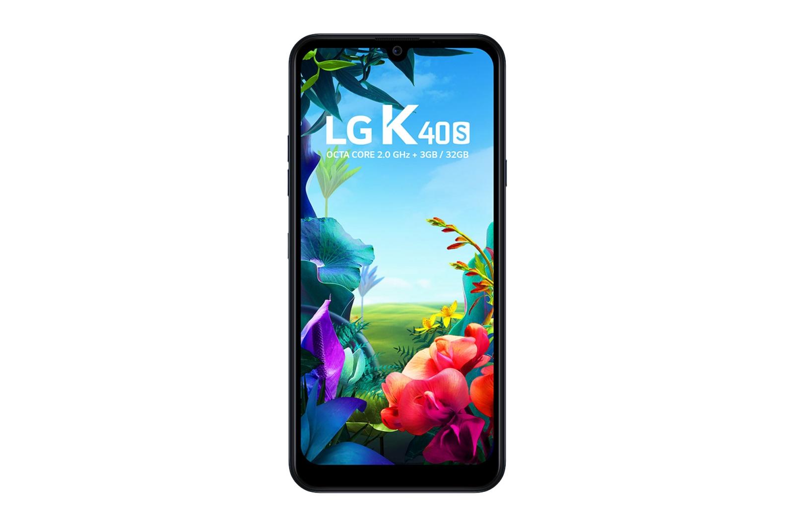 Smartphone K41S - LG - Preto