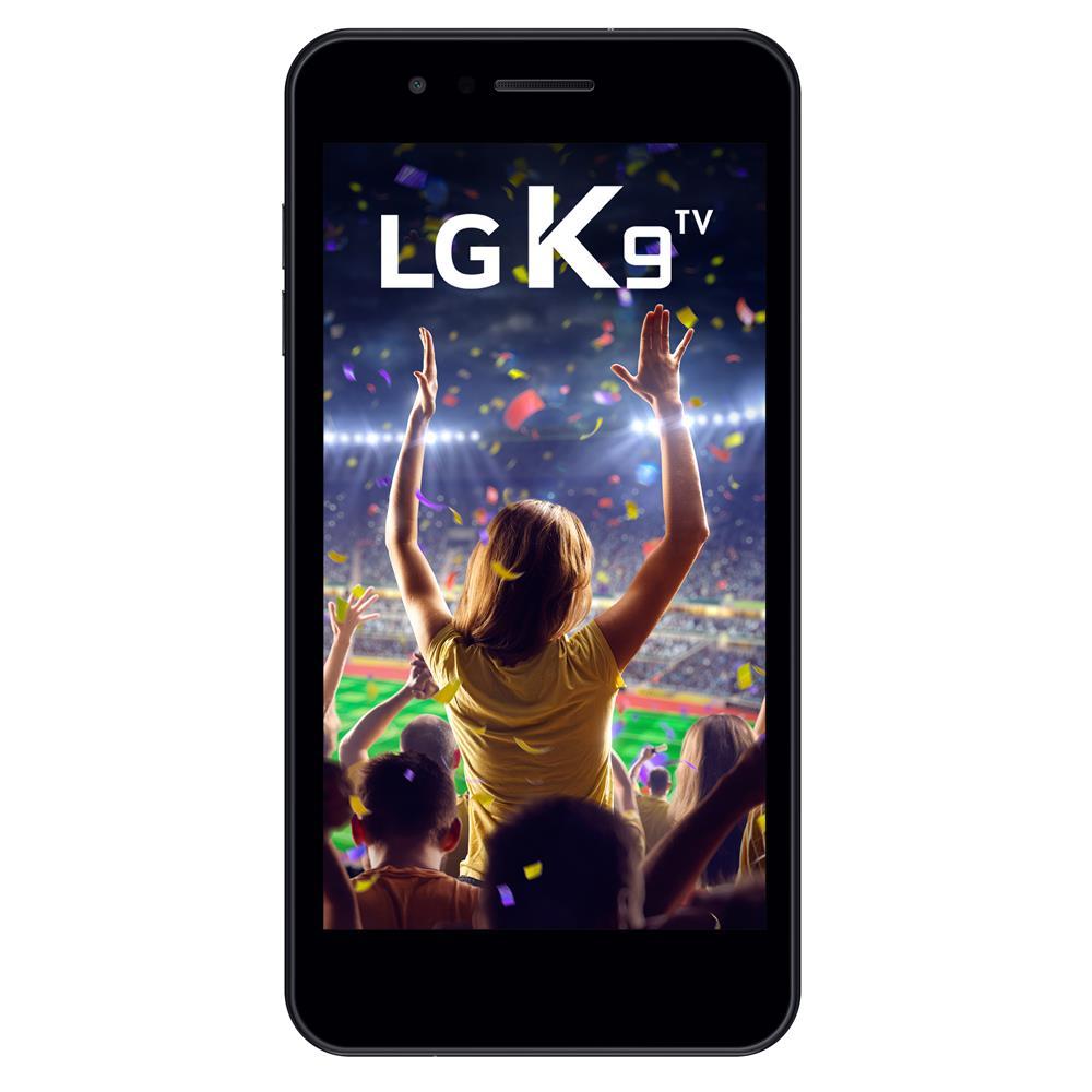 Celular  K9 TV 16GB - LG - Preto