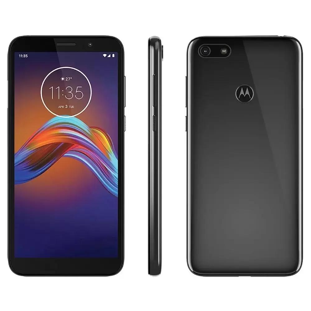 Smartphone Mote E6 Play - Motorola - Cinza