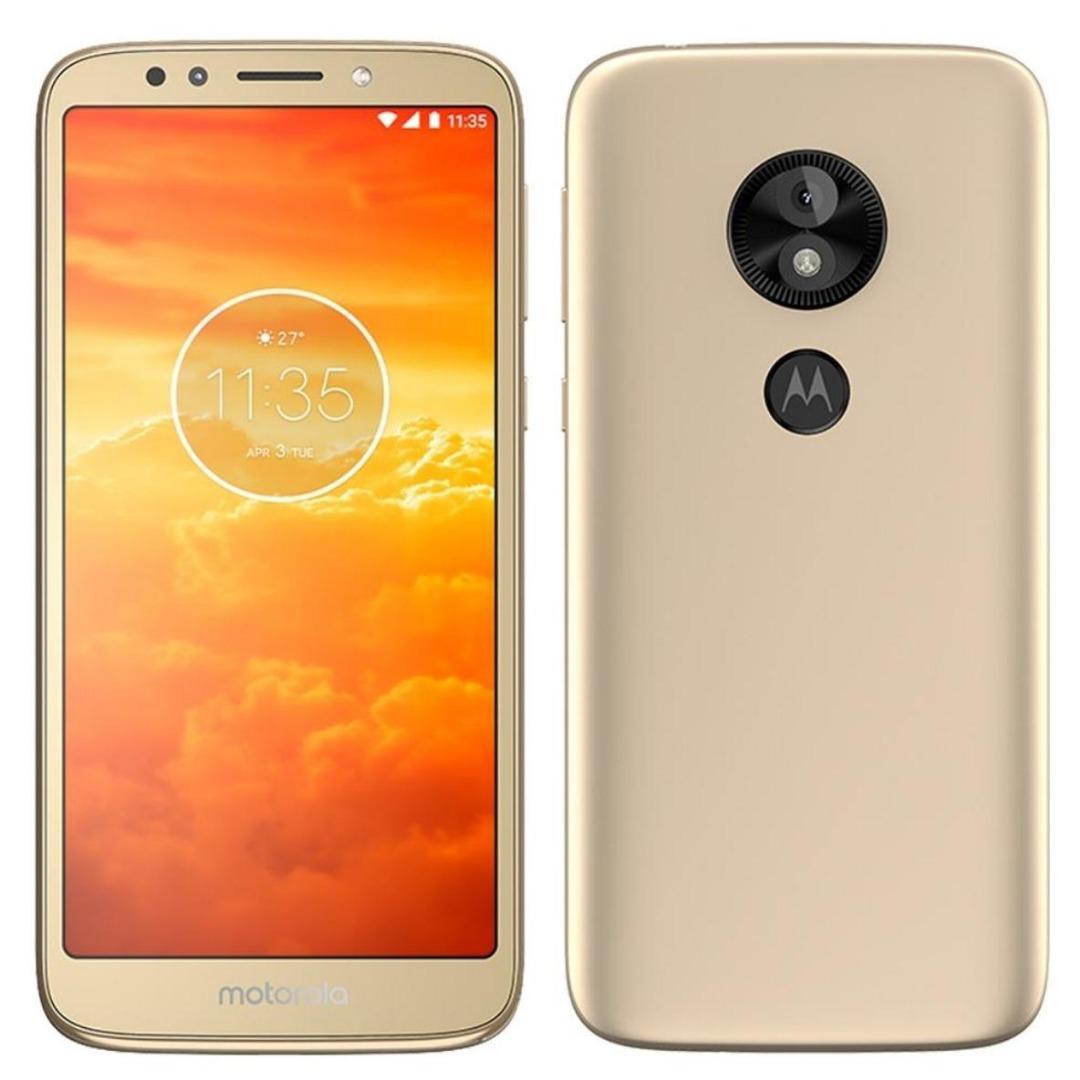 Smartphone Moto E5 Play 16GB Dual Chip Android - 8.1.0 - versão Go Tela 5.3
