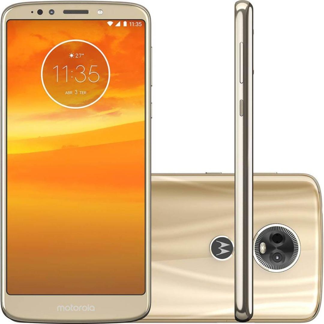 Smartphone Moto E5 Plus Dual Chip Android Oreo - 8.0 Tela 6