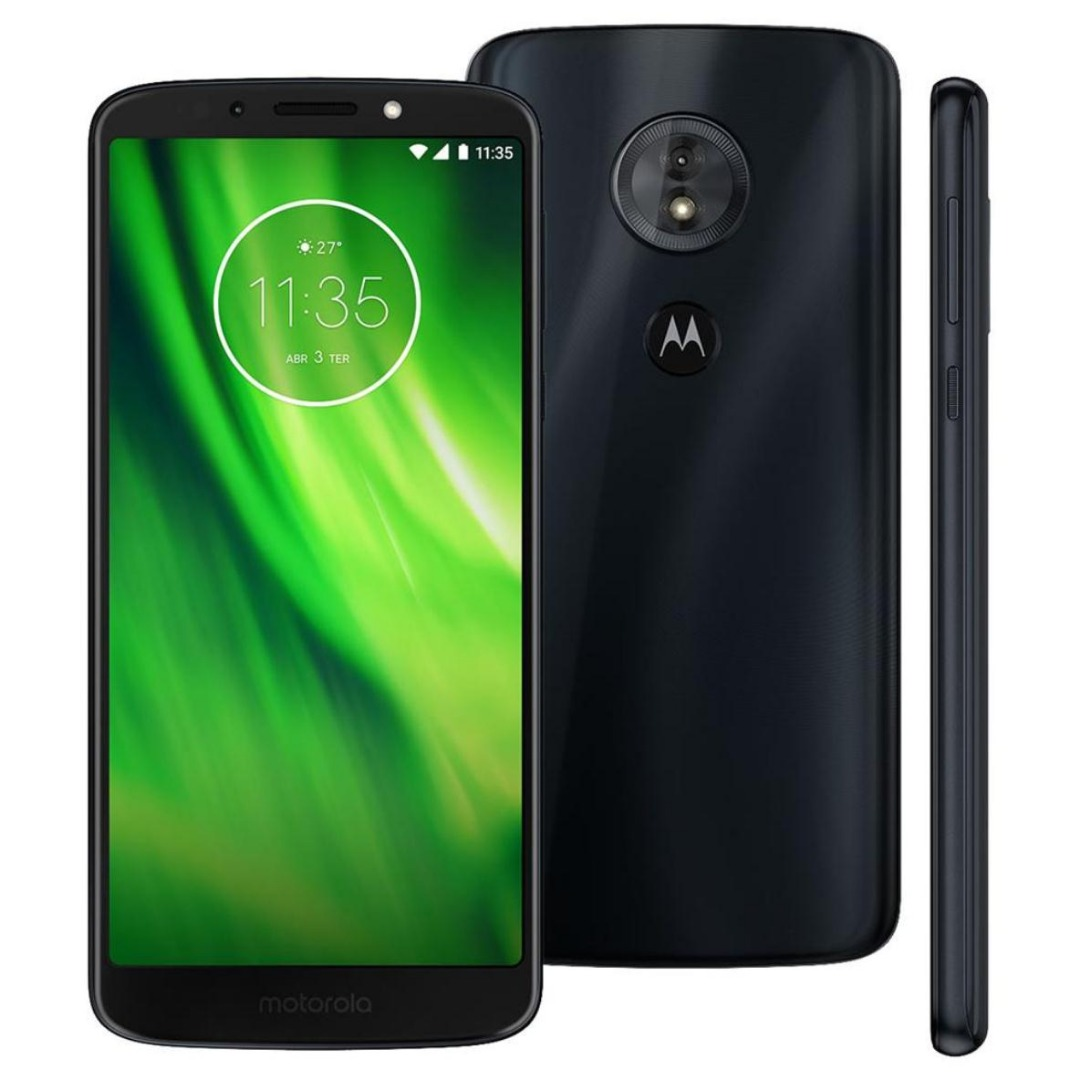 Smartphone Moto G6 Play Dual Chip Android Oreo - 8.0 Tela 5.7
