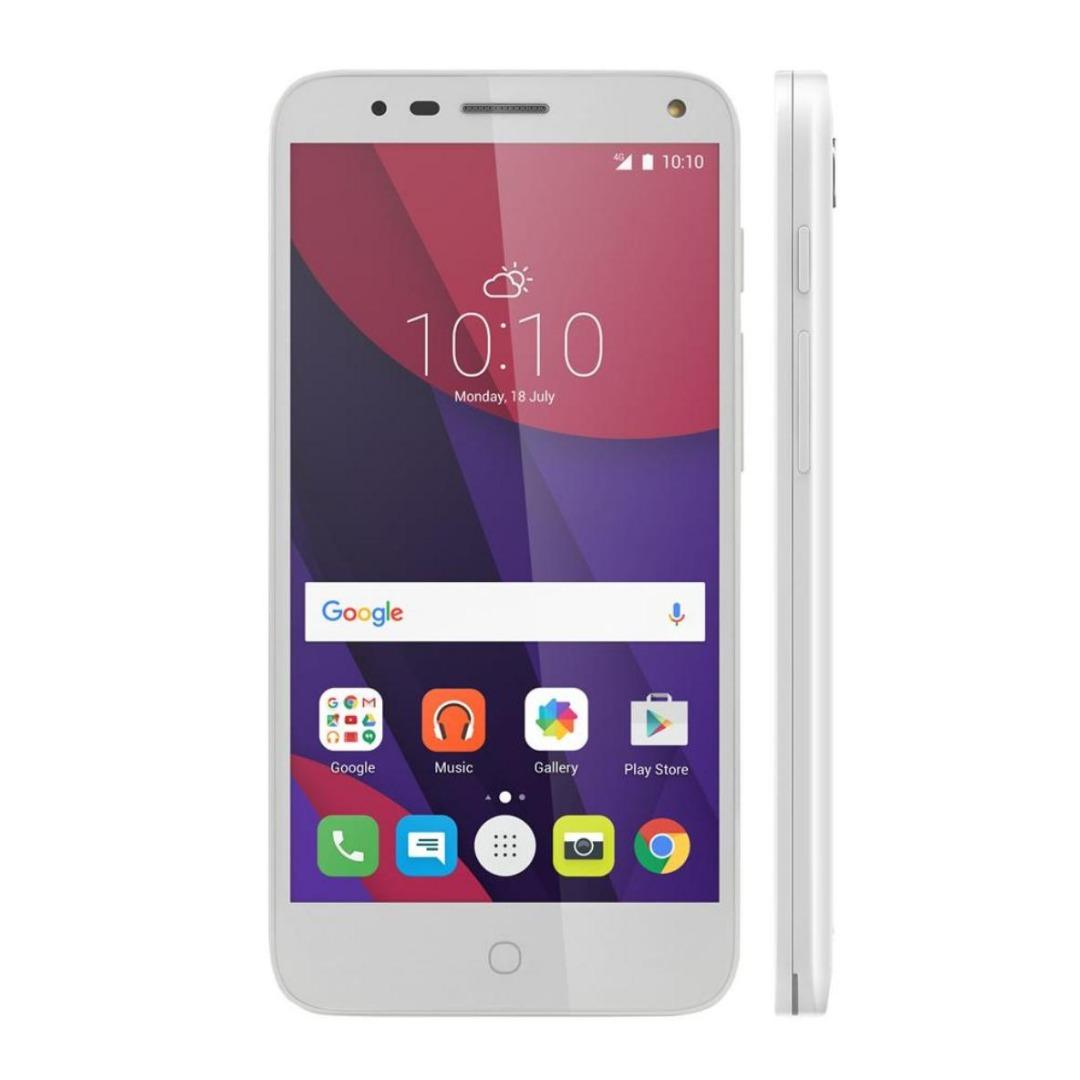 Smartphone POP4 Premium Branco com Tela 5.0
