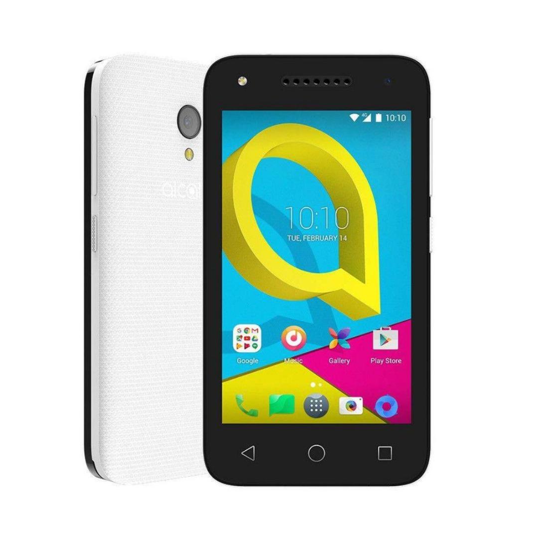 Smartphone U3 Branco com Tela 4.0