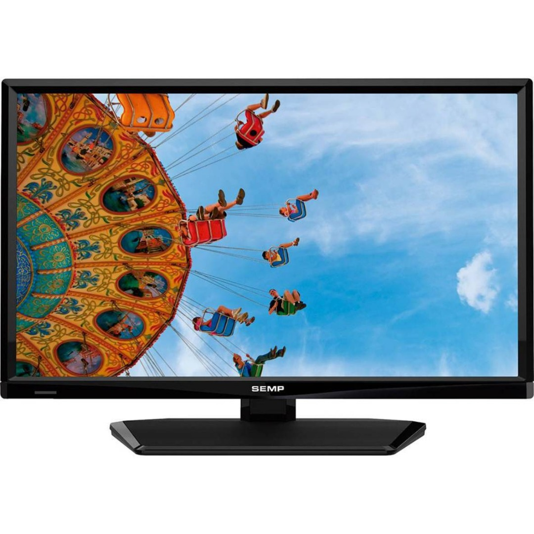 TV LED 24'' TCL HD com Conversor Digital 1 HDMI 1 USB L24D2700 - Semp Toshiba