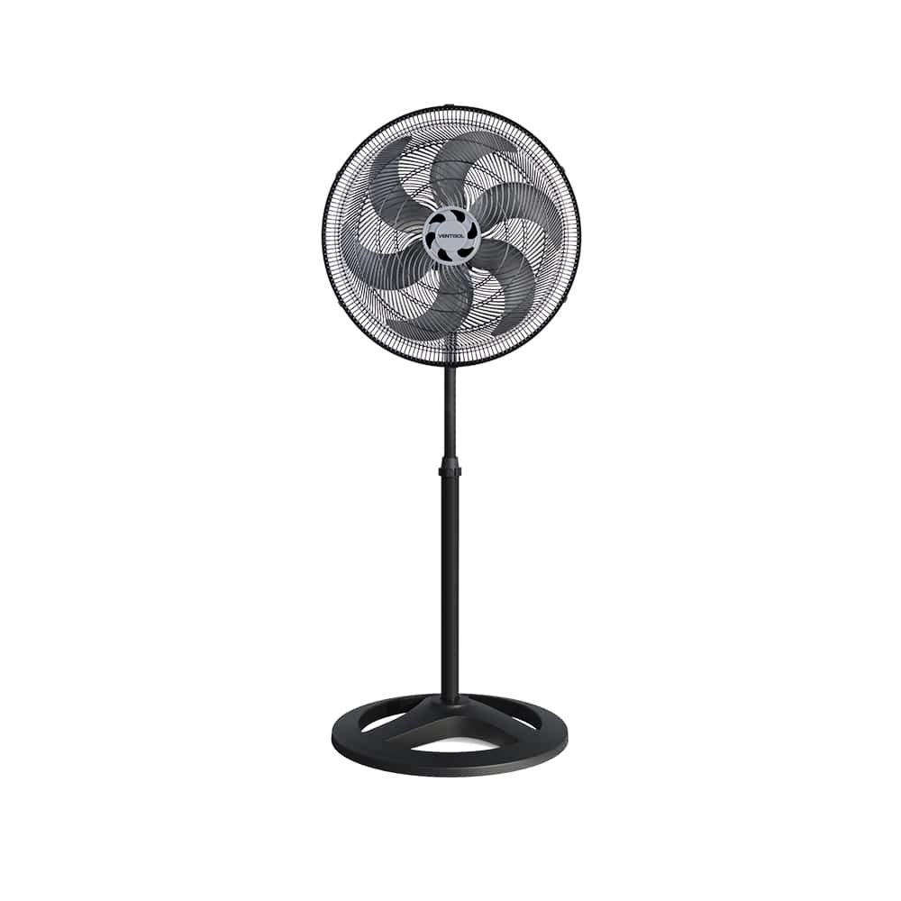 Ventilador de Coluna 50 cm - Ventisol - Preto - 127 Volts