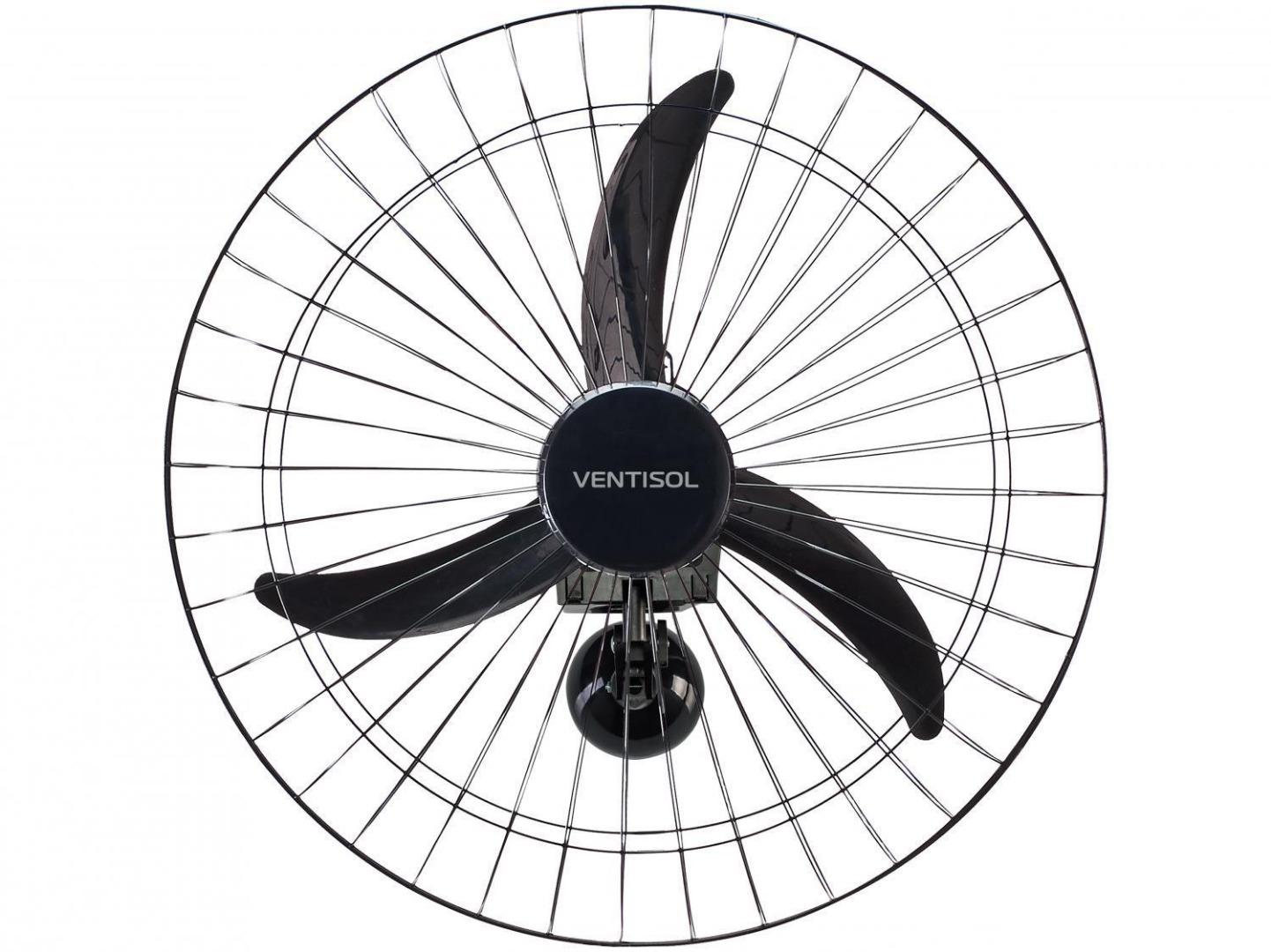 Ventilador Premium Parede - 60 cm - Ventisol